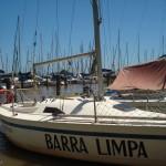 Aulas acontecem a bordo do barco escola Barra Limpa. Crédito da foto Ivan Netto (1)