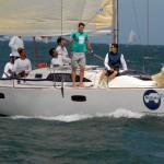 O Tangaroa, de James Bellini, venceu a Copa Suzuki Jimny, na classe ORC. Crédito Aline Bassi-Balaio