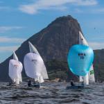Regatas da classe 470 na Copa Brasil de Vela. Crédito  Kyra Mirsky-PecciCom (1)