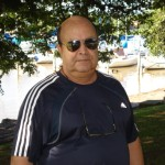 José Henrique Freitas Valle no Clube dos Jangadeiros. Crédito Ivan Netto