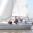 Juventude e experiência juntas na tripulação do Caulimaram