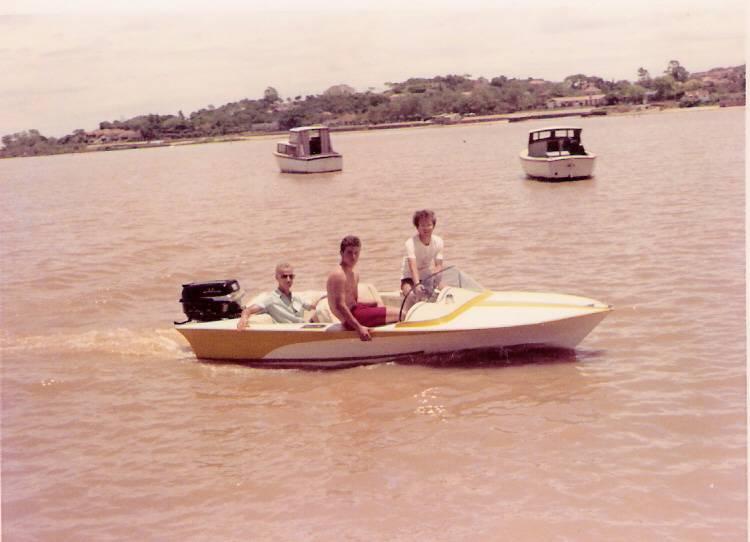 CDJ Manuel May Pereira e filhos
