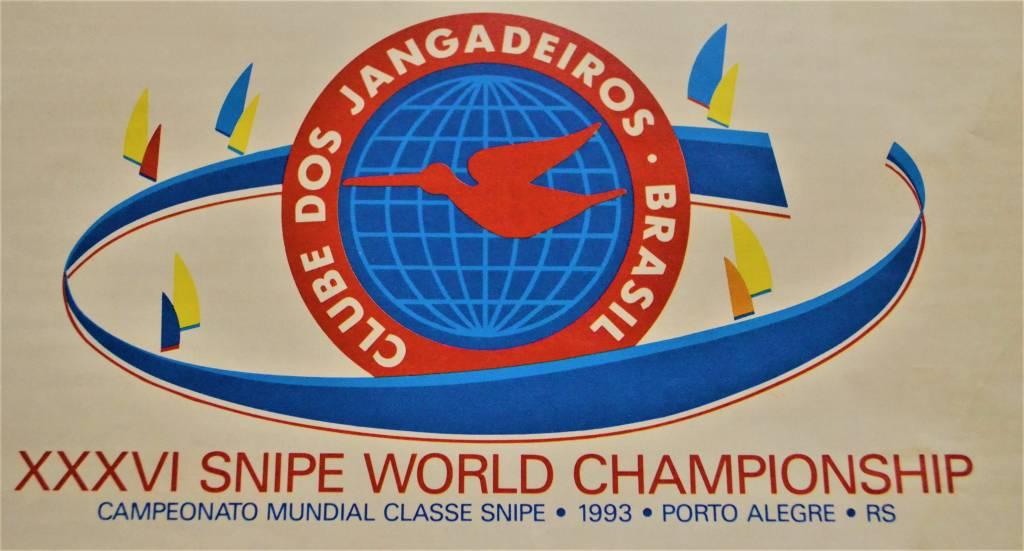 Logo Mundial de Snipe (1993)