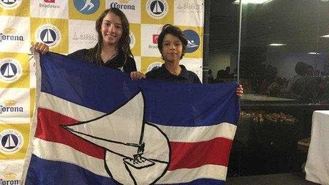 Manoela Pereira da Cunha e Lorenzo Balestrin - arquivo pessoal
